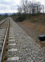 Linia Kolejowa Kraków - Tarnów - Dębica renowacja